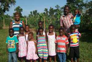 Kwagala children
